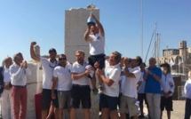 """Voile : Deux Balanins sacrés champions d'Europe IRC à Marseille sur """"Expresso II"""""""