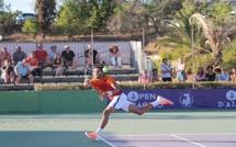 Open d'Ajaccio :  Des quarts de finale très ouverts