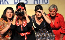 Les suffragettes de Lupinetta à l'Ecole de Monticellu : Votez pour Elle !