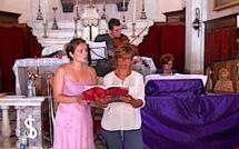 Bastia : L'église Saint-Joseph à l'heure du lyrique