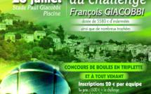 Venacu : 21e édition du challenge François-Giacobbi