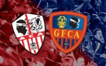 Football-Ligue 2: ACA et GFCA sur le pont!