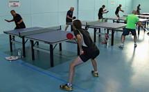 Tennis de table : Stage de perfectionnement à Bastia