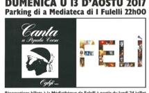 Canta u Populu Corsu et Feli en concert ce dimanche à Folelli