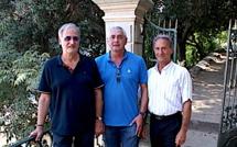Aïkido : Le président de la Fédération Française en visite en Corse