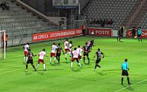 L'ACA corrigé par Nîmes-Olympique (1-4)