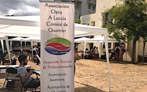 """Bastia : Succès des """"journées portes ouvertes"""" du comité de quartier Opra-Leccia"""