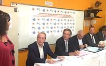 Inclusion scolaire : Partenariat entre Académie, Département de Corse-du-Sud et ARS