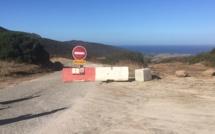 Route de Saint Antoine-Capo di Feno (le petit) : Les premiers coups de pioche