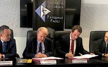 Università : Une convention avec l'école d'ingénieur arts et métiers