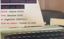 Bastia : « Deux petites dames vers le Nord » au théâtre Sant'Angelo