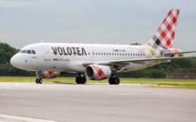Volotea enregistre 31% de croissance en Corse