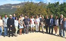 Journalistes et blogueurs belges à la découverte de la Haute-Corse