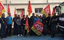 La Poste de Lisula Rossa en grève