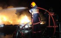 Baie de Campomoro : Explosion suivie d'un incendie à bord d'un bateau