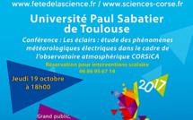 La Corse, un laboratoire naturel de pointe pour l'observation des orages et des éclairs
