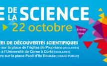 Festa di a scienza per tutti in l'Isula Rossa