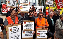 Bastia : La CGT mobilise tous azimuts !