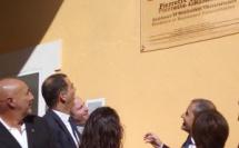 Corte : Ouverture du restaurant universitaire Pierrette Grimaldi