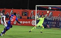 Le GFCA doit se contenter d'un match nul face à Paris (0-0)