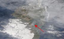 Ghisoni : 450 hectares détruits et le feu progresse toujours