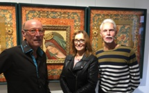 Corsic'Art Design accueille Carole Caterina Mufraggi