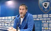 SCB 1 - 0 Gemenos : La réaction en vidéo de Stéphane Rossi