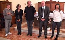 Bastia : Beau concert des RMM à l'EPAHD Notre-Dame