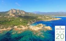 """Murtoli : La 13ème place dans le  """"Top 100"""" des plus belles destinations mondiales  !"""