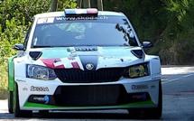 Rallye de Porticcio-Mare e Machja : J.-M. Leandri confortable leader
