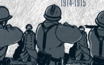 Le soldat Joseph Gabrielli, fusillé le 14 juin 1915…