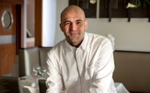 """Loris Cornacchia, chef cuisinier de l'hôtel-restaurant""""Chez Charles"""" à Lumio distingué"""