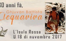 30 anni fà, Ghjuvan'Battista Acquaviva