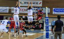 Volley Ligue A 6e journée : Le GFCA logiquement dominé par Paris (1-3)