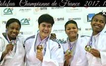La Calvaise Julia Tolofua championne de France de Judo 1re Division