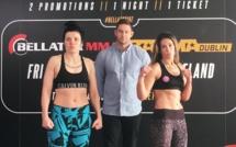 MMA : Le KTP Scola et Maria Casanova au Belletor de Dublin