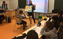 Bastia : La CAB sensibilise les jeunes au tri des déchets