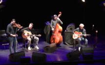 Bastia : Le Corsican Quartet à l'Alb'Oru