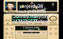 """""""L'amore solu"""" : Johnny avait chanté en corse avec Michel Mallory"""