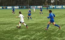 Coupe de France de football féminin : Grenoble bien trop fort pour l'Etoile Filante Bastiaise
