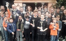 L'Echecs Club Ajaccien fête Noël