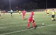 Football  National 2 : Sainte-Geneviève gâche les fêtes du FCBB