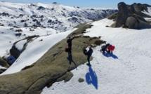 GR 20 : Bloqué par la neige pendant quatre jours dans une bergerie