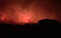 Sant'Andria di u Cotone : 1 000 hectares parcourus par les flammes !