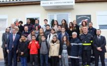 Les nouveaux cadets de Sécurité civile ont signé leur charte d'engagement à Corte