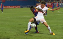 Football Ligue 2, 20e journée : Lorient trop fort pour le GFCA (4-1)
