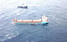 Le navire qui était à la dérive se dirige vers Ajaccio