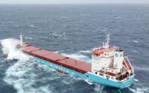 Le cargo Burhan Dizman 3, qui dérivait au large de Propriano, a rallié Ajaccio