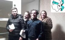 La Ghjuventù Regiunalista candidate aux élections du Conseil d'Administration de l'Université de Corse