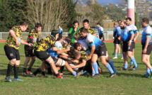 Rugby : Le RC Ajaccio… coule Bagnols ! (31-12)